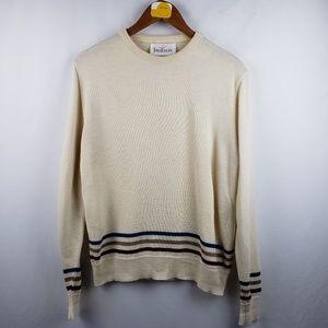Jantzen Vintage Crew Neck Sweater Mens Sz Medium